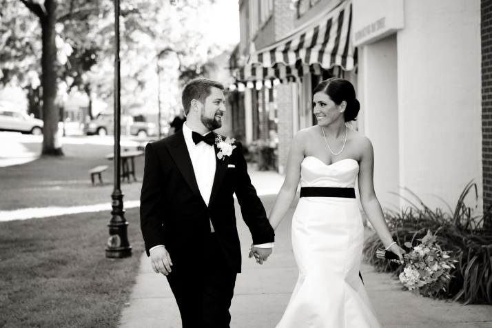 Mark & Meredith were married in August at Stafford's Perry Hotel in Petoskey, MI.