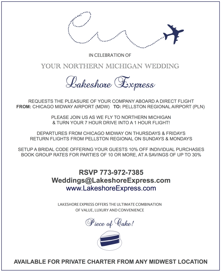 Wedding Invite Email copy