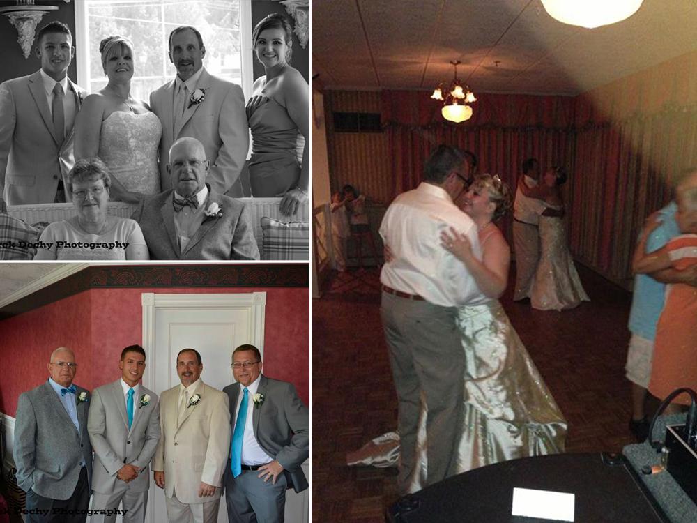 St bernadette wedding