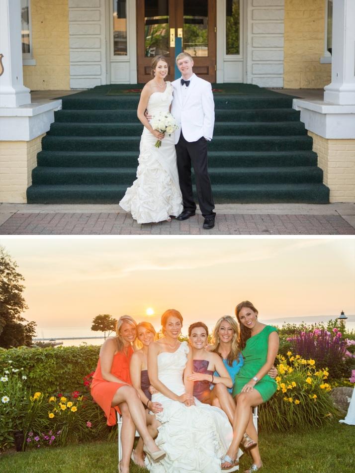Amy & Taylor Wedding Collage 3