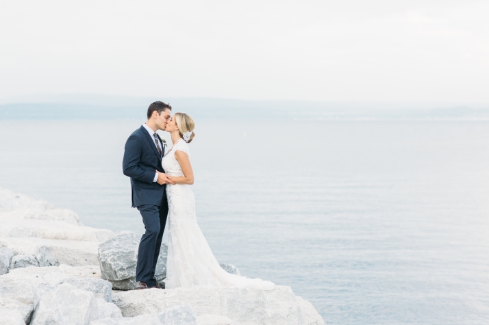 Trent & Shauna Married In August in Downtown Petoskey